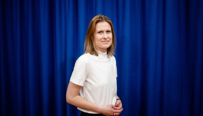 Jurist Kristine Foss fra Norsk Presseforbund mener hele forslaget fra Helsedirektoratet må skrinlegges. Foto: Eskil Wie Furunes