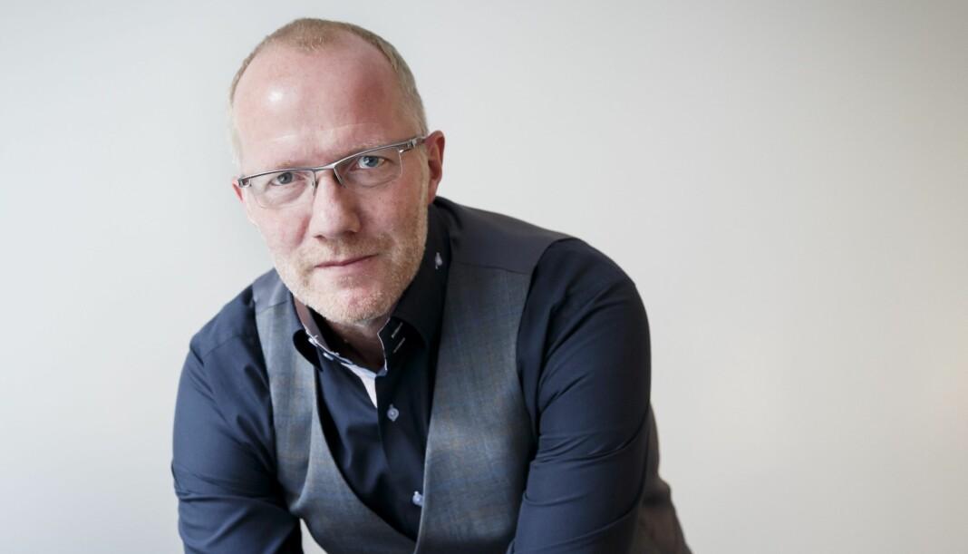 Arne Jensen i Norsk Redaktørforening håper Psykologforeningen snur.