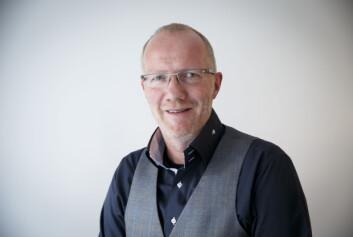 Arne Jensen, generalsekretær i Norsk Redaktørforening.
