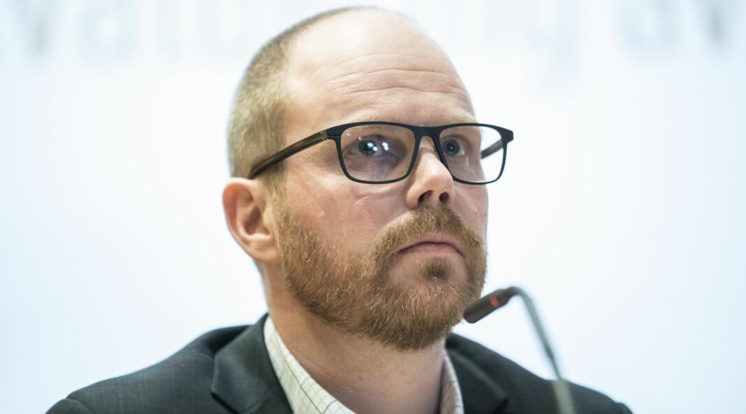 VGs sjefredaktør Gard Steiro har tidligere beklaget overfor alle som er rammet i saken. Foto: Berit Roald / NTB scanpix