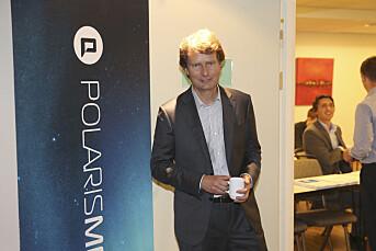 Nedgang i papirannonser for Polaris Media. La fram negative tall etter årets første kvartal
