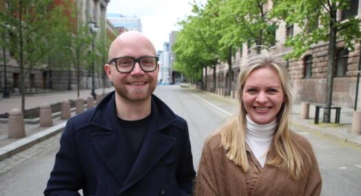 Medier24 ansetter to: Siss Andersen og Jan Magnus Weiberg-Aurdal