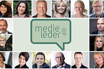 DIREKTE: Medieleder 2019