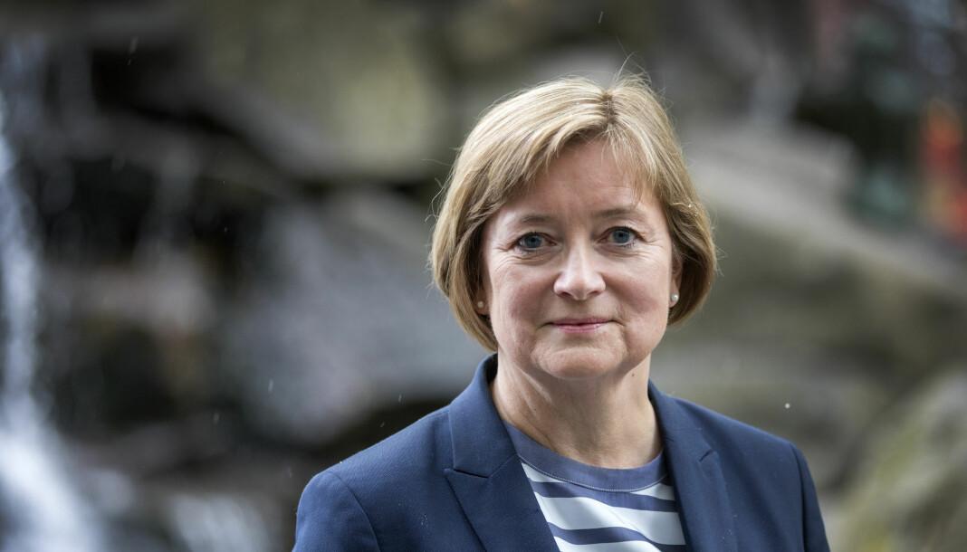 Hanna Relling Berg skal lede redaktørforeningen. Foto: Gorm Kallestad / NTB scanpix