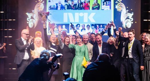 NRK er Årets mediehus