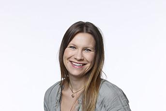 Rina Therese Blekkerud til Dagbladet Magasinet