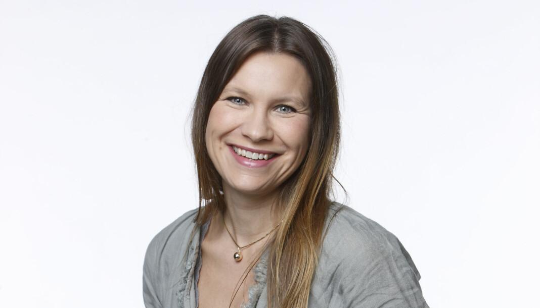 Rina Therese Blekkerud skal lede Dagbladet Magasinet. Foto: Petter Berg / Dagbladet