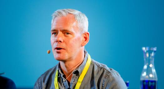 Per Valebrokk til norske journalister: – Det er feil at staten skal finansiere media