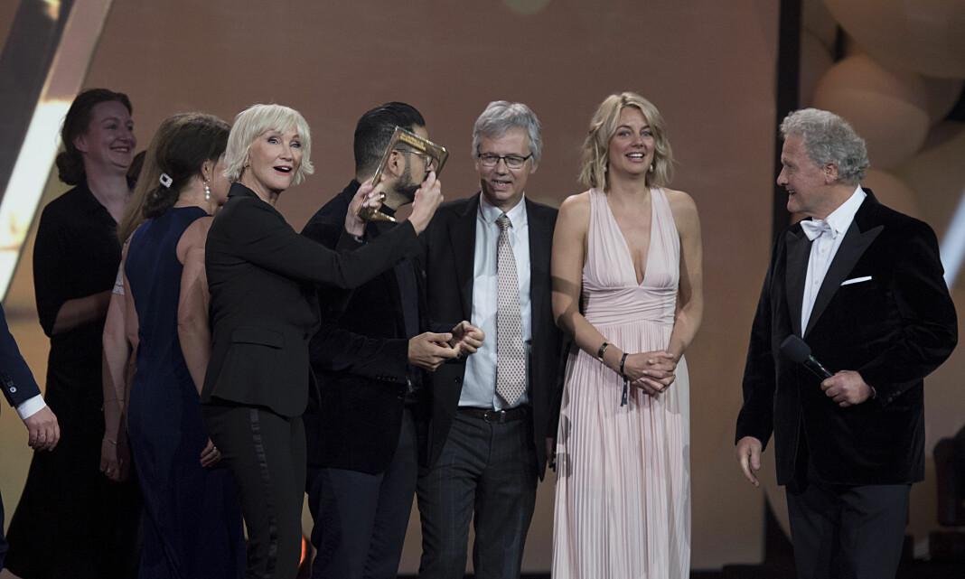 60-åringen Dagsrevyen fikk Gullrutens hederspris