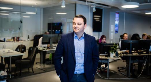 Nesten ingen norske journalister ville stemt Frp, men tidligere Frp-rådgiver Espen Teigen frykter ikke venstrevridde journalister