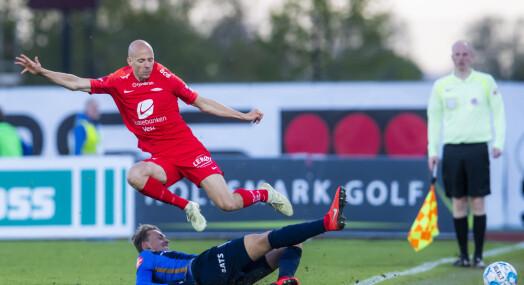 TV 2 og Bergens Tidende kjøper fotballrettigheter sammen
