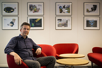 Skarp, uredd og «en kreativ orkan» – «Klaudius» er Nord-Norges eneste avistegner