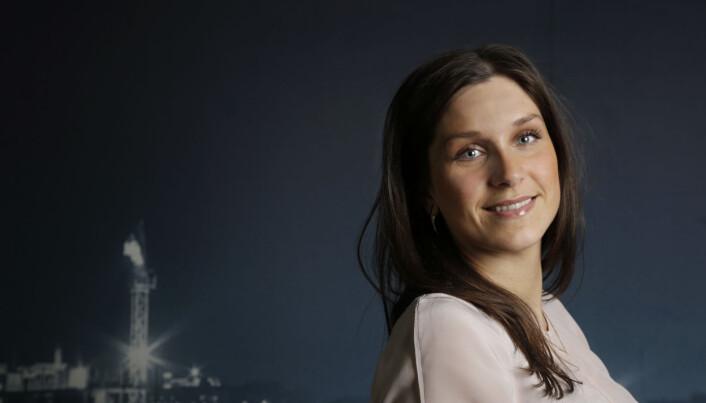 Kristina Fritsvold Nilsen har ansvaret for Romerike og Innlandet i Amedia. Foto: Romerikes Blad