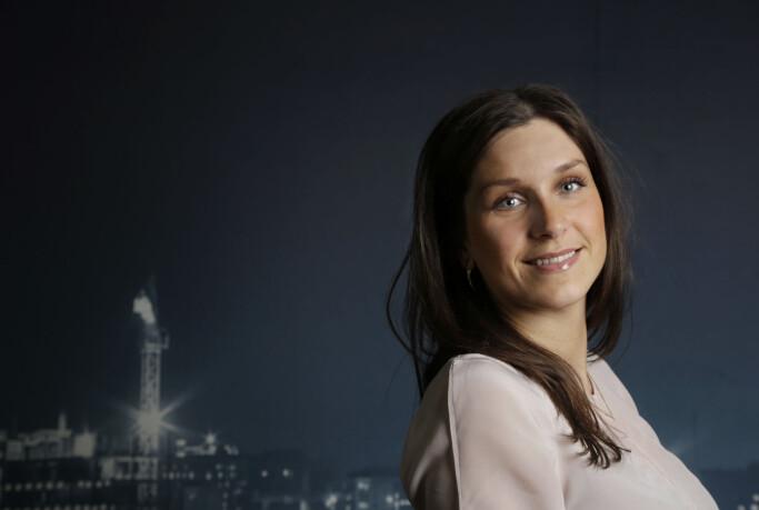 Kristina Fritsvold Nilsen har ansvaret for Romerike og Innlandet i Amedia.