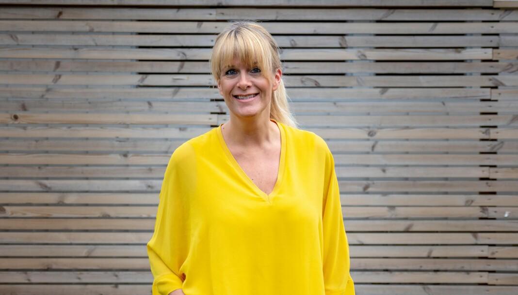 Mastiff-sjef Kathrine Haldorsen er ansatt som ny programredaktør i TV 2. Foto: Jan-Petter Dahl/TV 2