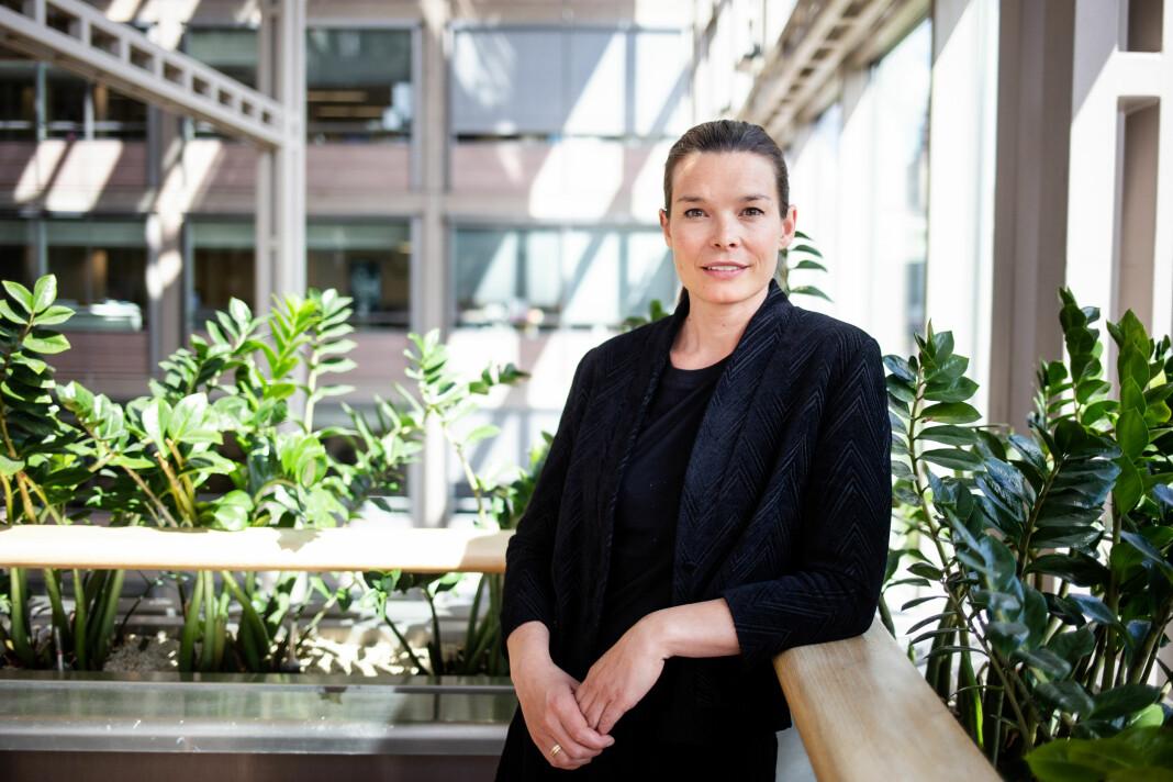 Redaktør Mari Midtstigen i Aftenposten Junior.