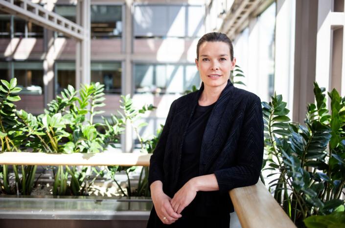 Redaktør Mari Midtstigen sier målet er å forenkle, men uten at man mister nyansene. Foto: Eskil Wie Furunes