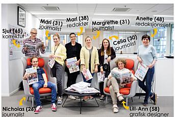 I Aftenposten Junior er det leserne som velger forsiden: – Vi er ikke barn selv, så vi må vite at vi treffer dem