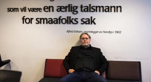 – Folk blir forbanna, og bruker Nordnorsk Debatt til å ytre seg. Det synes vi er flott