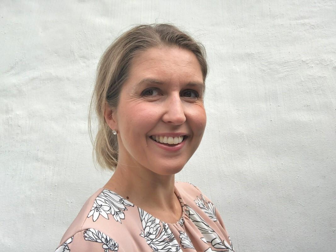 Bergens Tidende mister nå den prisvinnende journalisten Ingrid Fredriksen. Foto: TV 2