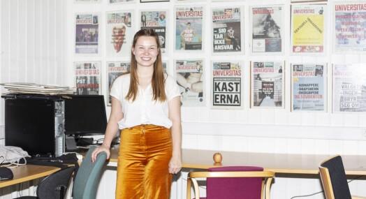 Selma Joner skal lede Universitas