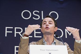 Profilerte journalister til toppmøte i Oslo