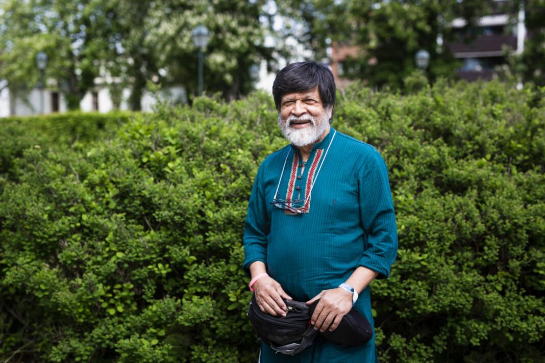 Shahidul Alam er én av fire som har fått CPJs internasjonale pressefrihetspris for 2020.