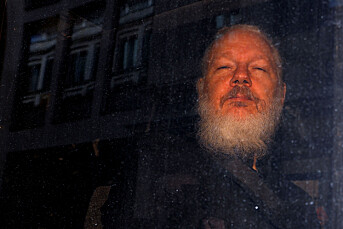 Julian Assange innlagt på fengselets sykeavdeling