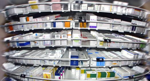 Høie: Viktig for Norge med åpenhet om legemiddelpriser