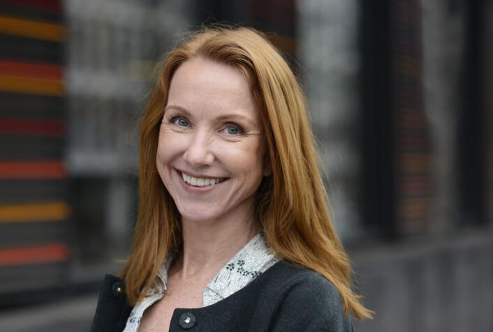 Kristin Skare Orgeret, professor i journalistikk ved Oslomet. Foto: Oslomet