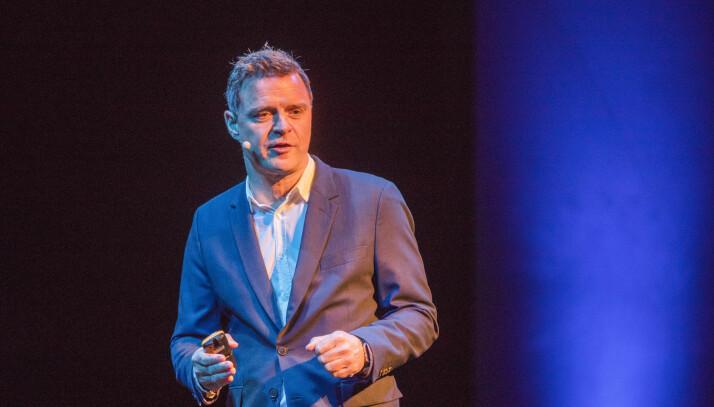 Sjefredaktør Espen Egil Hansen mener annonsesaken fra Equinor og Brand Studio er innenfor retningslinjene til Aftenposten. . Foto: Terje Pedersen / NTB scanpix