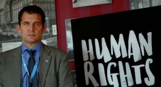 FN-ekspert mener Assange er blitt utsatt for psykologisk tortur