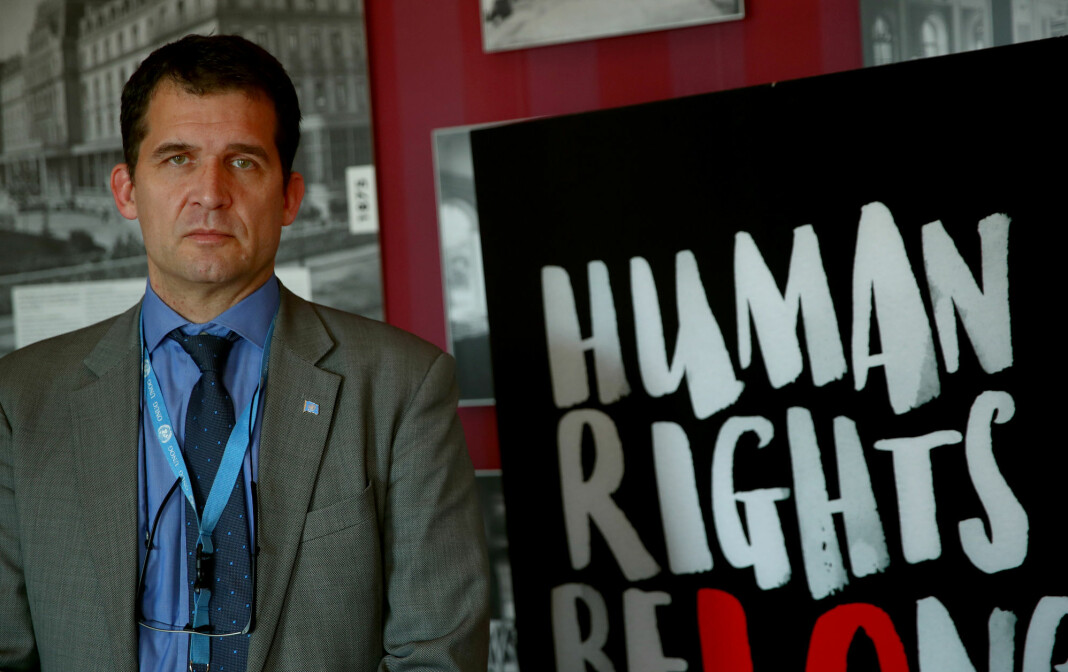 – Den samlede effekten kan kun beskrives som psykologisk tortur, sier Nils Melzer, FNs spesialrapportør mot tortur. Foto: Reuters / NTB scanpix
