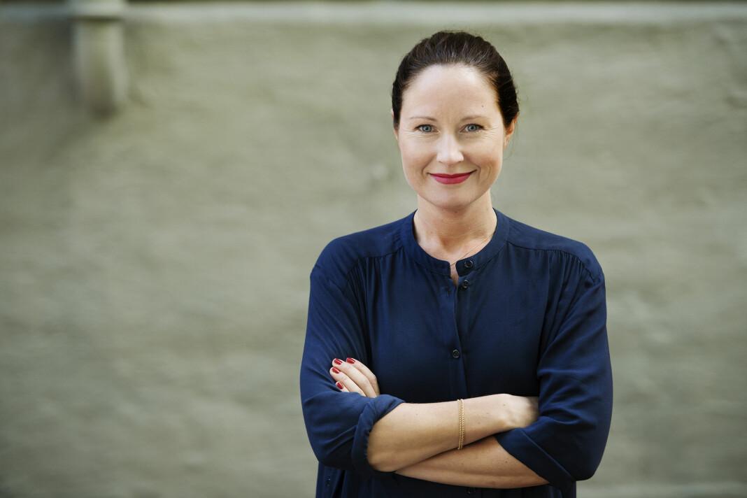 Emma Boëthius er ansatt som klimaredaktør i svenske Expressen. Foto: Olle Sporrong / Expressen