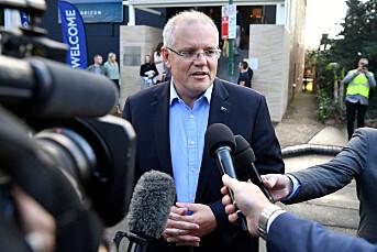 Politirazzia mot australske journalister etter Afghanistan-sak