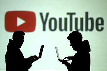Youtube skal fjerne videoer med hatefullt og rasistisk innhold