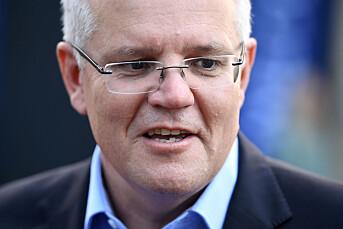 Australias statsminister nekter for innblanding i razzia mot statskanalen