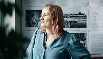 Ida Eliassen Coker Redaktør i Altså FOTO: Marte Vike Arnesen
