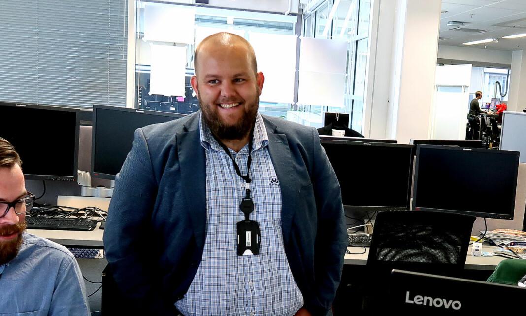 Gard Michalsen går av som ansvarlig redaktør i E24
