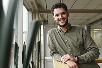 Arilas Berg Ould-Saada blir TV 2-korrespondent i Manchester