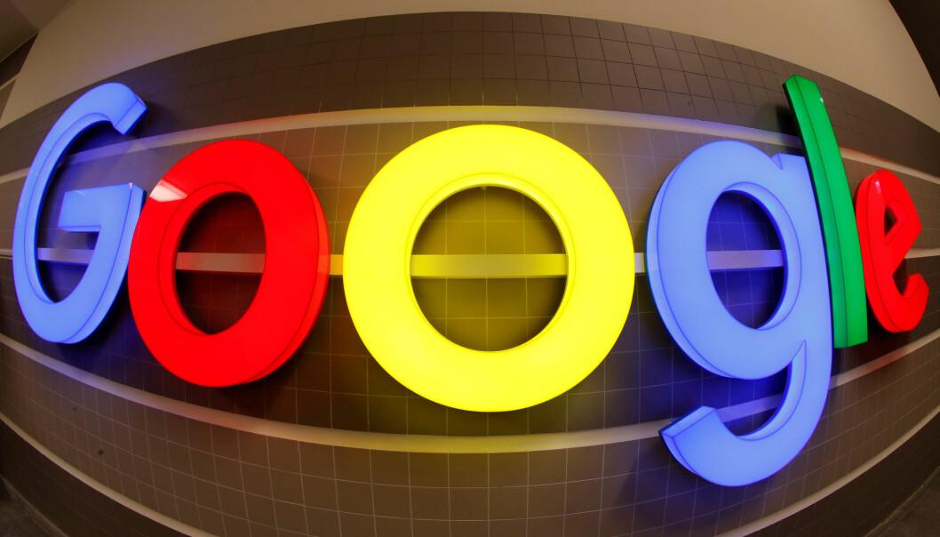 En ny studie konkluderer med at Google tjener milliarder på nyhetsnettsteder. Foto: Arnd Wiegmann / Reuters / NTB scanpix