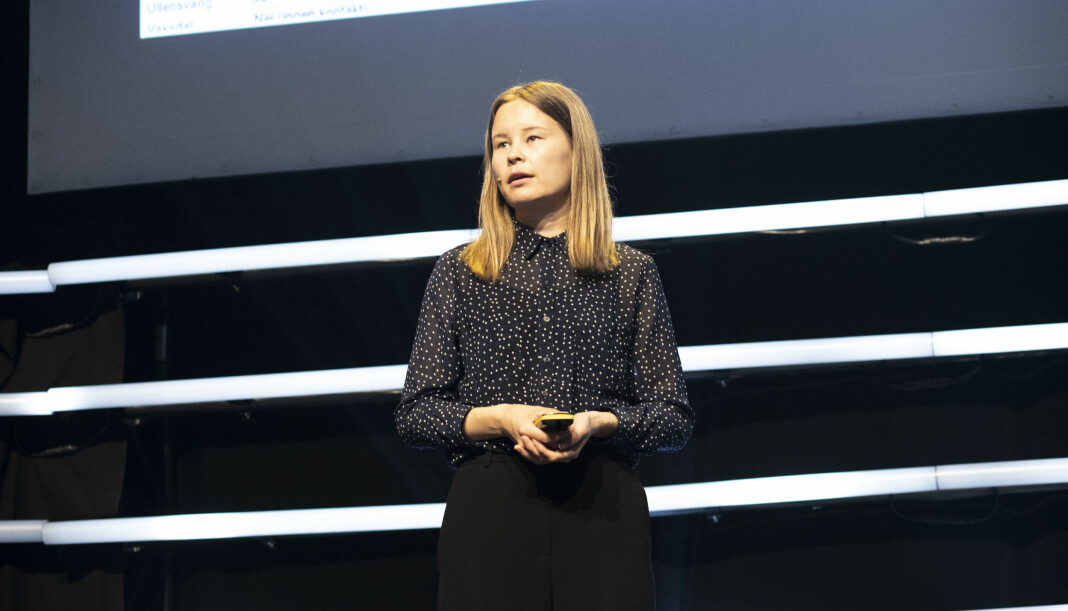 USA-korrespondenten til VG, Maria Mikkelsen, vender hjem for å bli nyhetssjef.