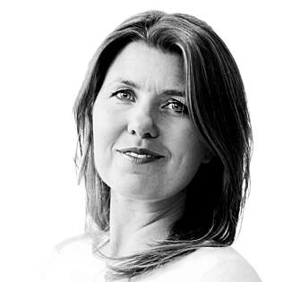 Lillian Vambheim, redaktør i A-magasinet. Foto: Carl Martin Nordby
