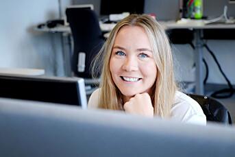Pernille Elene Bjørtomt Hunes er ansatt som vaktsjef i SOL