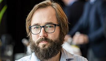 Harald Klungtveit. Foto: Håkon Mosvold Larsen / NTB
