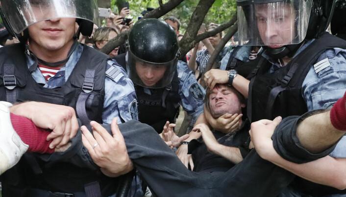 Anklager politiet for forfalskning av bevis mot journalisten Ivan Golunov