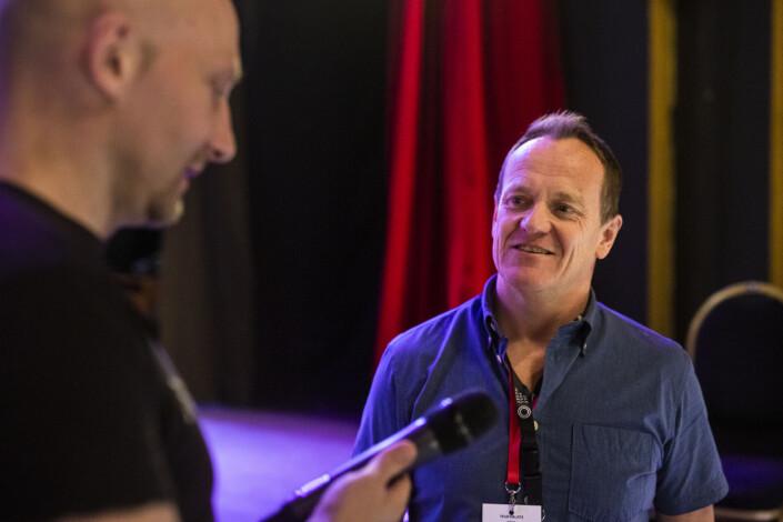 Bjørn Asle Nord er styreleder i Fortellingens kraft og journalist i NRK, håper å samle publikum i Bergen til høsten.