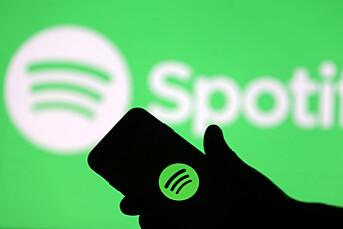 Spotify lanserer spilleliste med musikk og oppdaterte nyheter