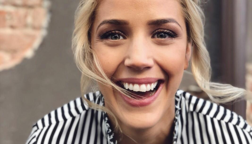 Cecilie Krogh går fra VG til Dagbladet og Aller. Foto: @somcecilie