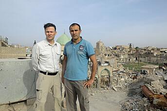 Aftenposten trekker journalister ut av Syria